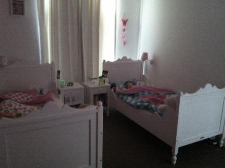 Slaapkamer tweeling De Lier   Everdien Vroom Interieurontwerp