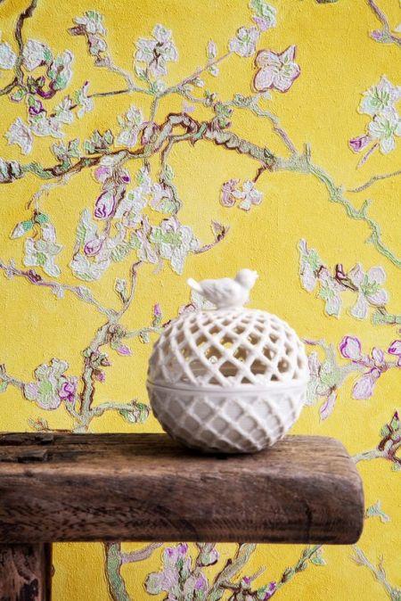 Inspiratie behang | Everdien Vroom Interieurontwerp