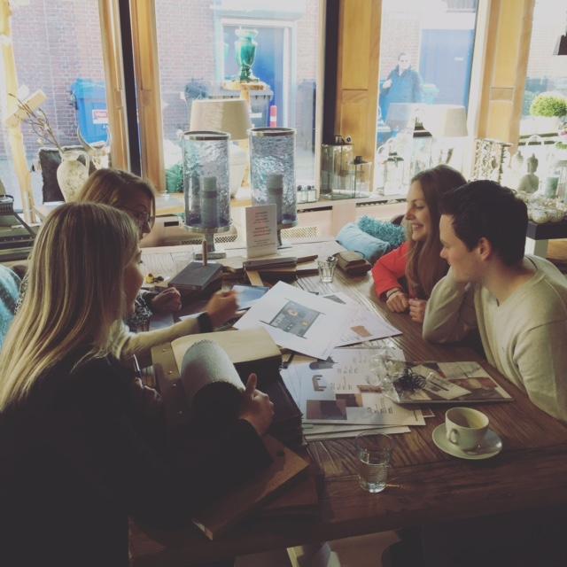 Presentatie hofwoningen rijswijk | Everdien Vroom Interieurontwerp