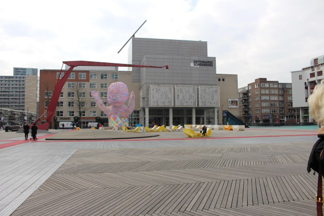 Architectuur wandeling 2 april 2016 | Everdien Vroom Interieurontwerp