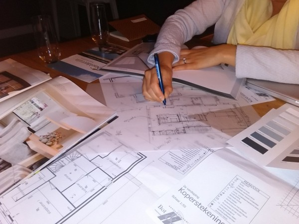 Brainstormen | Everdien Vroom Interieurontwerp