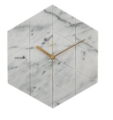 karlsson marble hexagon_ 61,99 bol.com