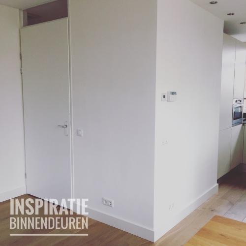 Inspiratie binnendeuren everdien vroom interieurontwerp - Kleur binnendeuren ...